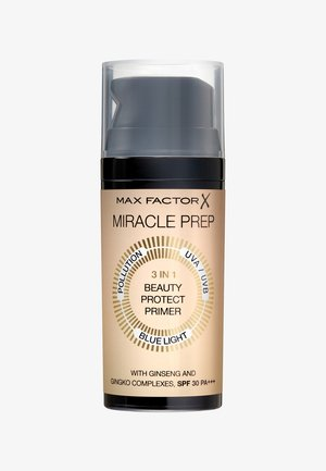 MIRACLE PREP 3IN1 BEAUTY PROTECT PRIMER - Primer - weiß