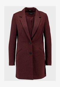 Vero Moda - VMVERODONAJACKIE  - Short coat - madder brown - 3