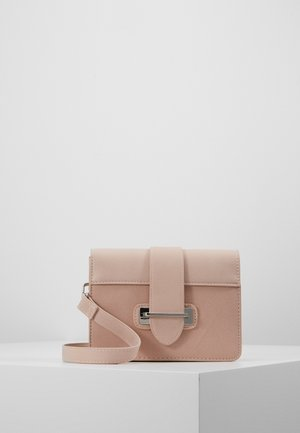 VMPINA CROSS OVER BAG - Across body bag - sepia rose