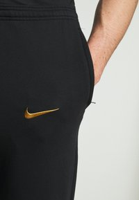 Nike Performance - INTER MAILAND PANT - Club wear - black/truly gold - 5