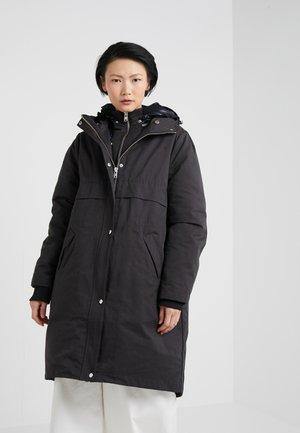 TRY - Winter coat - black