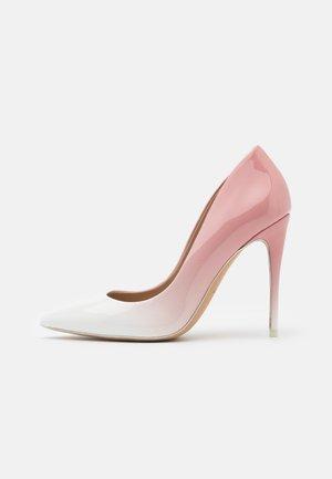 STESSY - Lodičky na vysokém podpatku - pink