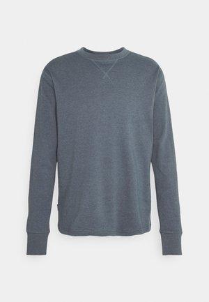 JASPER - T-shirt à manches longues - balsam green melange