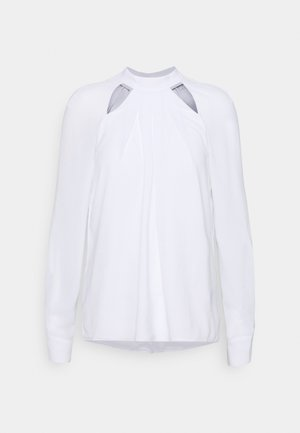 RICKIE - Blouse - true white