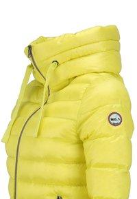 No.1 Como - LARA - Down jacket - yellow - 4