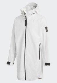 adidas Performance - MYSHELTER RAIN.RDY PARKA - Parka - white - 8