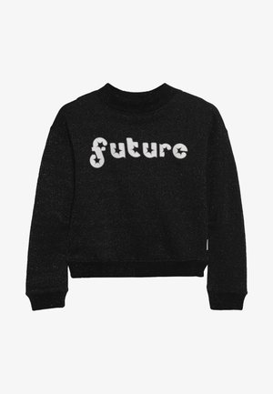 ISETTE - Sweatshirt - deep black