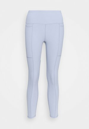 POCKET 7/8 - Tights - baltic blue