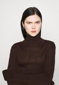 KENDALL + KYLIE - MAXI DRESS - Jumper dress - brown - 3