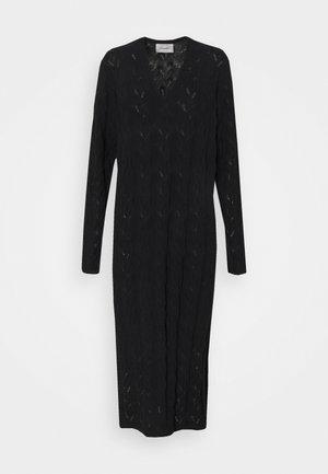 NIM DRESS - Jumper dress - black