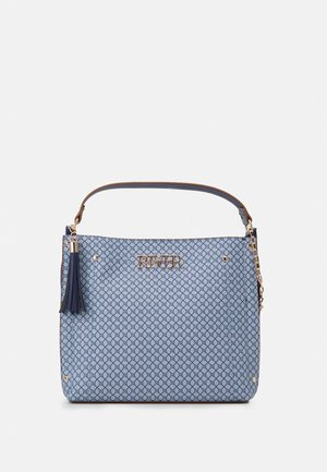 Handbag - blue medium