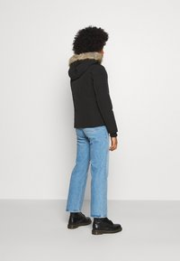 Tommy Jeans - TECHNICAL - Down jacket - black - 2