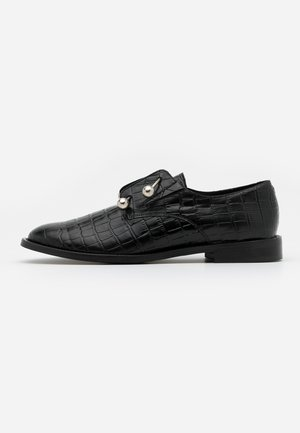 DUTHEN - Slipper - noir