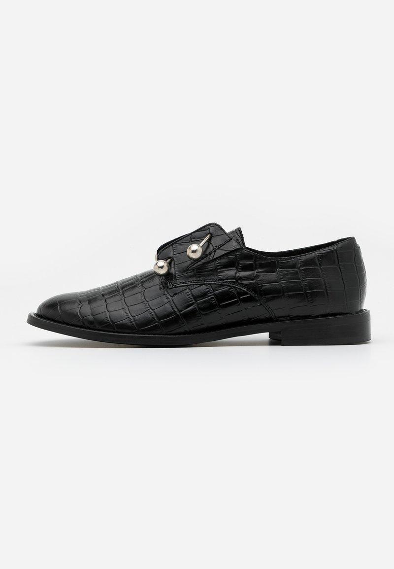 Jonak - DUTHEN - Slippers - noir