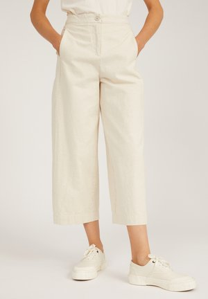 Trousers - undyed