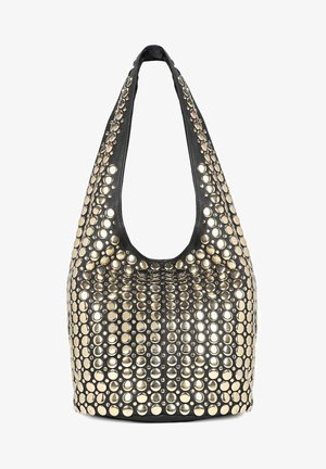 NAILA - Tote bag - black