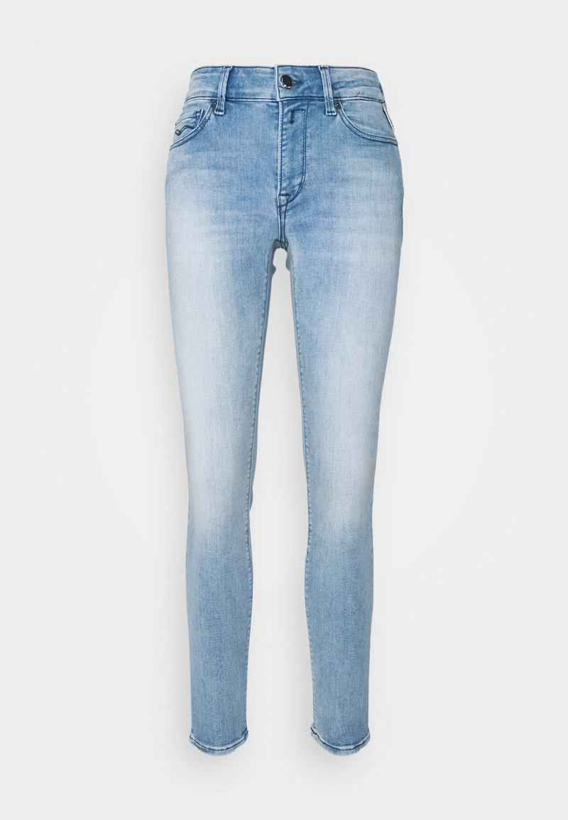 Replay - LUZIEN PANTS - Jeans Skinny Fit - light blue