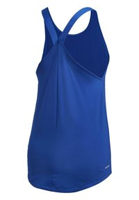 adidas Performance - DESIGNED TO MOVE ALLOVER PRINT TANK TOP - Top - blue - 9