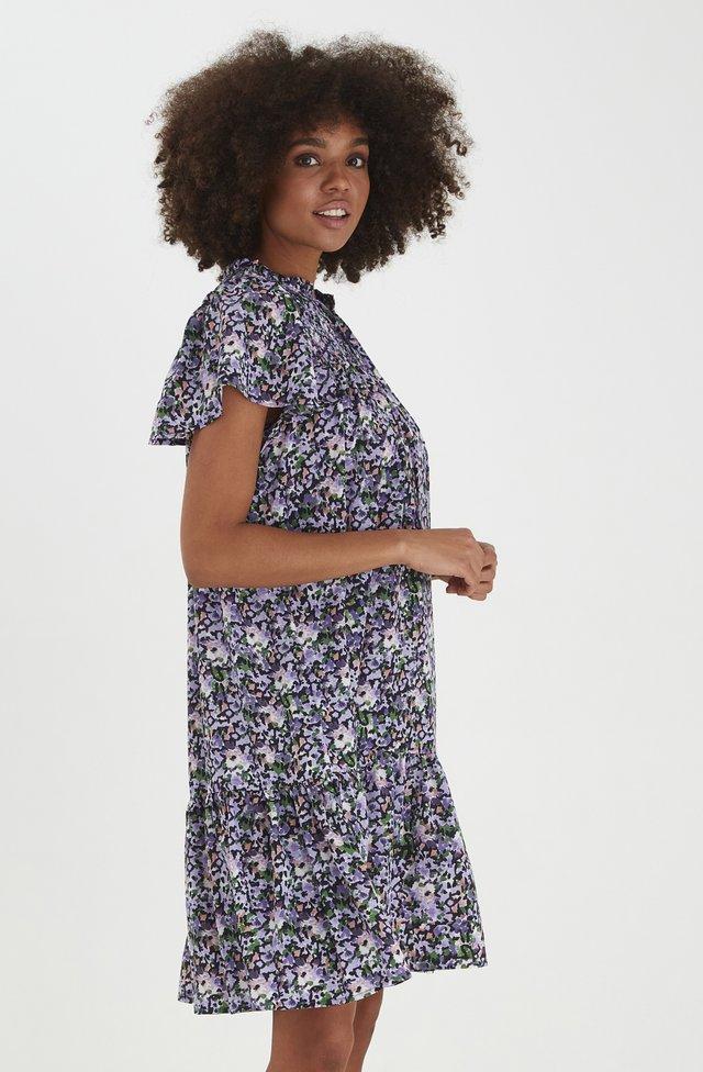 IXLUNA - Sukienka letnia - violet tulip