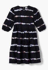 s.Oliver - Day dress - navy stripes - 2