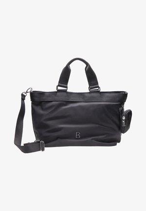 VERBIER PLAY - Tote bag - black