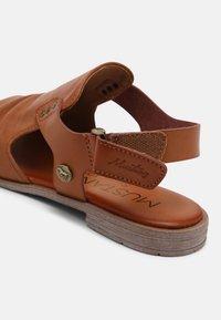 Mustang - Sandals - cognac - 7