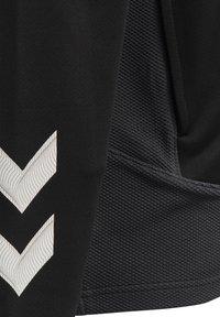 Hummel - POLY  - Zip-up sweatshirt - black - 3
