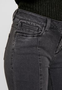 comma casual identity - TROUSERS - Jeans Skinny Fit - grey/black - 5