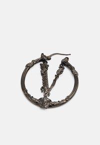 Versace - EARRINGS - Earrings - gunmetal - 1
