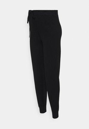 OLMCOZY SLIM PANTS - Tracksuit bottoms - black