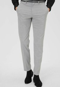 C&A - Pantaloni eleganti - light grey - 0