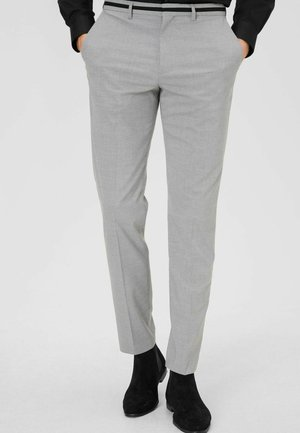 Pantalón de traje - light grey