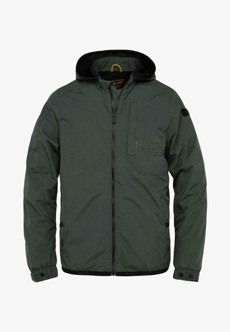 PME Legend - Outdoor jacket - green