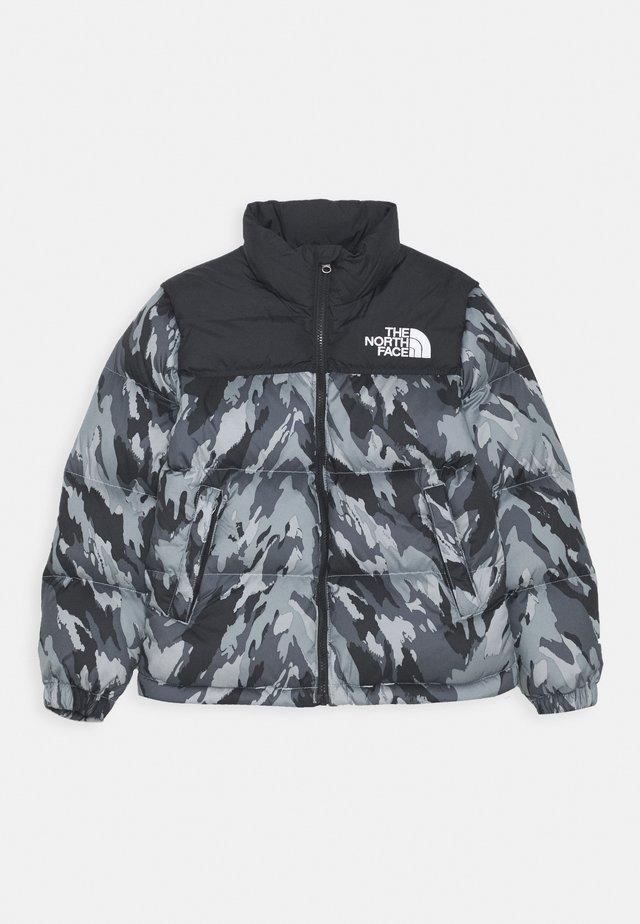 RETRO NUPTSE UNISEX - Down jacket - meld grey mountain