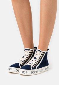 JOOP! - CLASSICO JIL  - Sneakersy wysokie - blue - 0