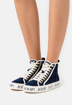 CLASSICO JIL  - High-top trainers - blue
