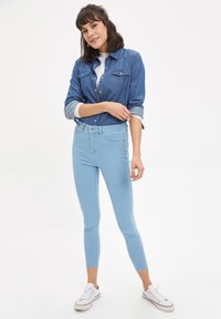 DeFacto - Jeans Skinny Fit - blue - 1