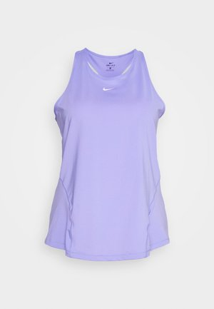 TANK ALL OVER PLUS - Sports shirt - light thistle/(white)