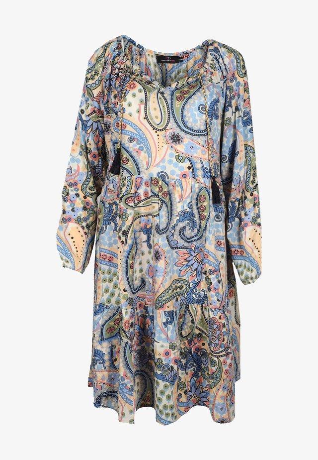 MONA - Day dress - blau