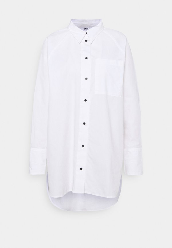 ONLY ONLSELMA NEW - Koszula - white/biały BLIM