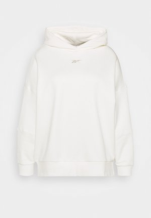 OVERSIZE HOODIE - Sweatshirt - offwhite