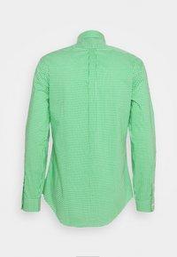 Polo Ralph Lauren - NATURAL - Shirt - green/white - 7