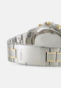 Fossil - GARRETT - Cronografo - silver-coloured/gold-coloured - 1