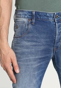 G-Star - ARC 3D SLIM - Slim fit jeans - light aged - 3