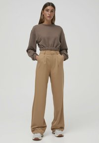 PULL&BEAR - Pantaloni - brown - 1