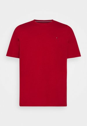 SLIM FIT TEE - Basic T-shirt - red