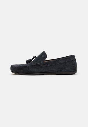 EGEO - Nazouvací boty - navy