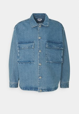 JEANE JACKET - Denim jacket - light indigo
