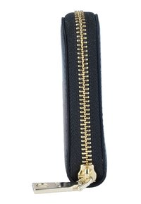 DKNY - BRYANT ZIP AROUND LOGO - Monedero - black - 3