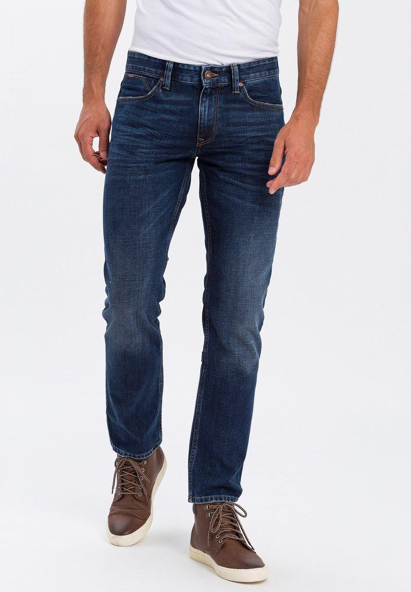 Cross Jeans - DYLAN - Straight leg jeans - dark-blue